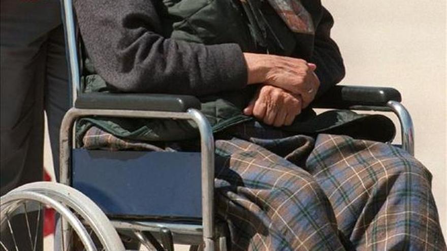 Canarias suspende en la aplicación de la Ley de Dependencia