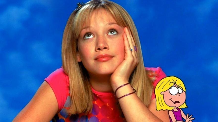Hillary Duff como Lizzie McGuire