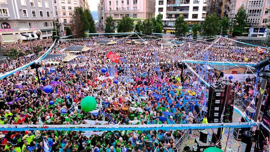 Las fiestas de Santander tendrán espectáculos culturales en la calle y un escenario en la Porticada con 400 sillas