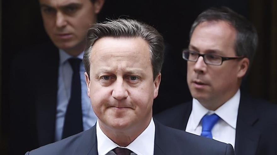 El Parlamento británico da luz verde a la ley del referéndum sobre la UE