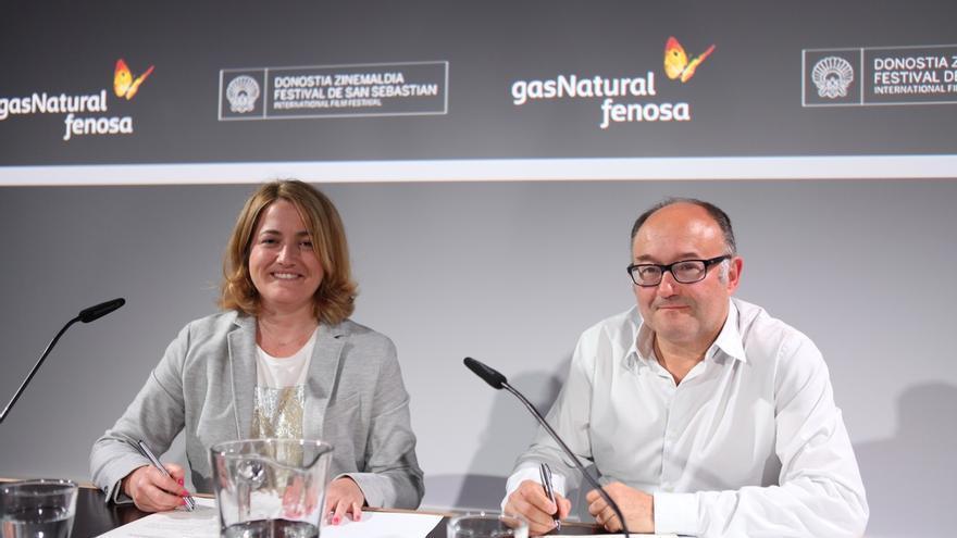 Kike Maíllo estrenará el corto 'Cabra y oveja', producido por Gas Natural Fenosa, en el 64 Festival de San Sebastián