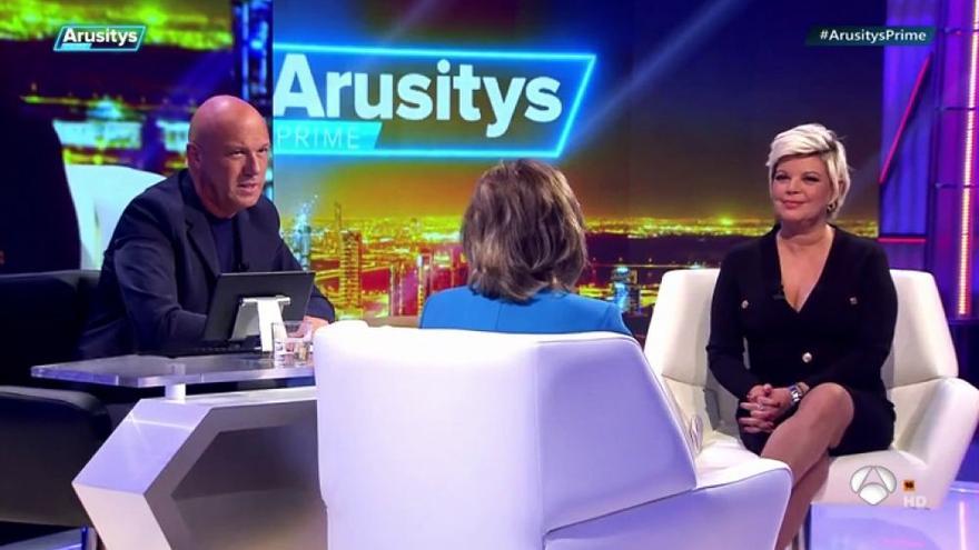Arús (9.1%) se queda como un 'perfecto desconocido' en el prime time de Antena 3