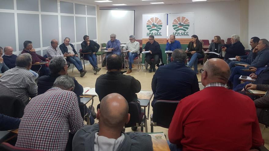 Consejo regional UPA-UCE Extremadura