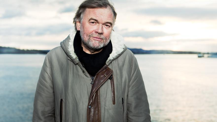 El escritor Jostein Gaarder
