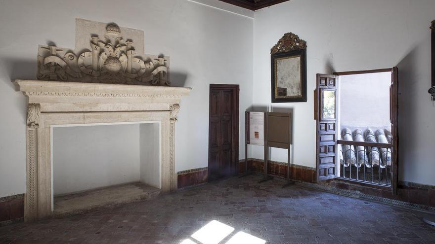 Habitaciones del Emperador.