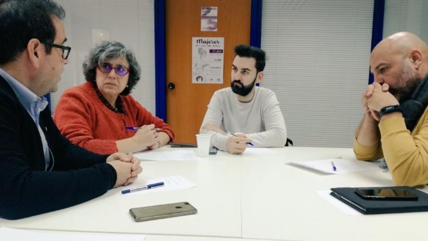 Reunión este lunes en Albacete