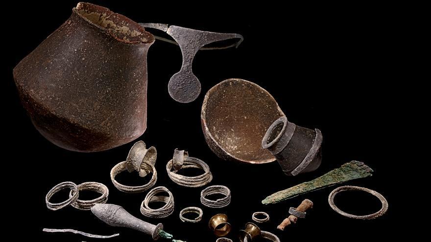 Mujeres de la clase dominante habrían gobernado pueblos en la Edad de Bronce