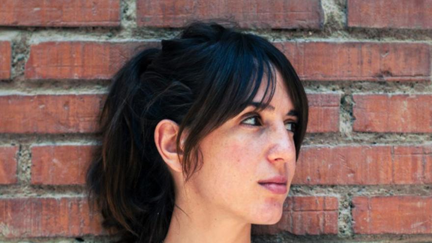 La ilustradora murciana María Serrano /JMVB - ilustradora-murciana-Maria-Serrano-JMVB_EDIIMA20150602_0390_17