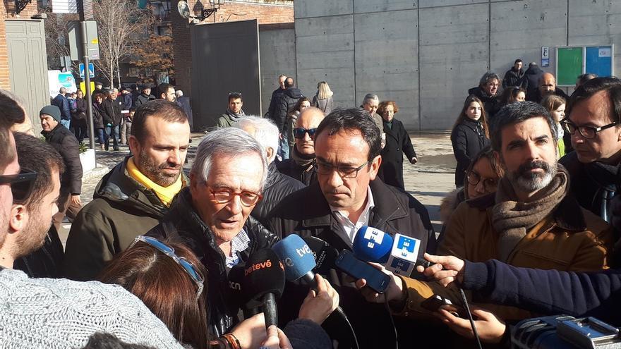 """Rull asegura que harán presidente a Puigdemont porque es """"perfectamente legal"""""""