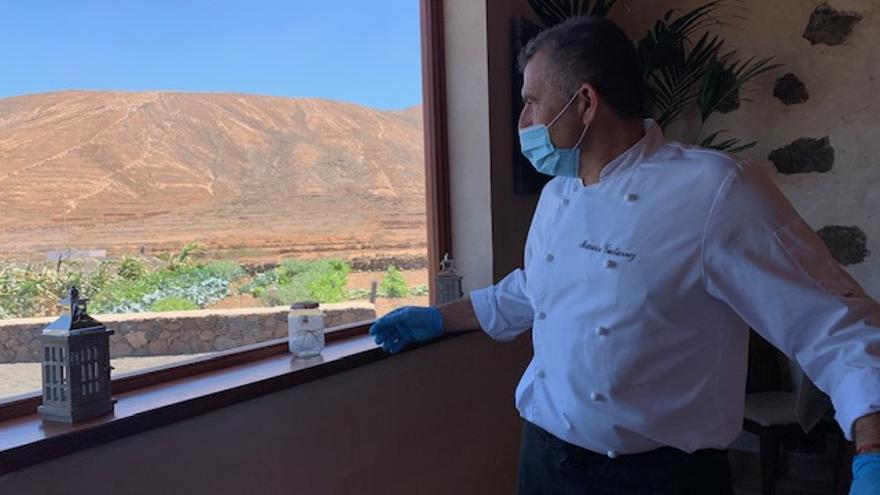 Casa Marcos, brillo gastronómico en Fuerteventura