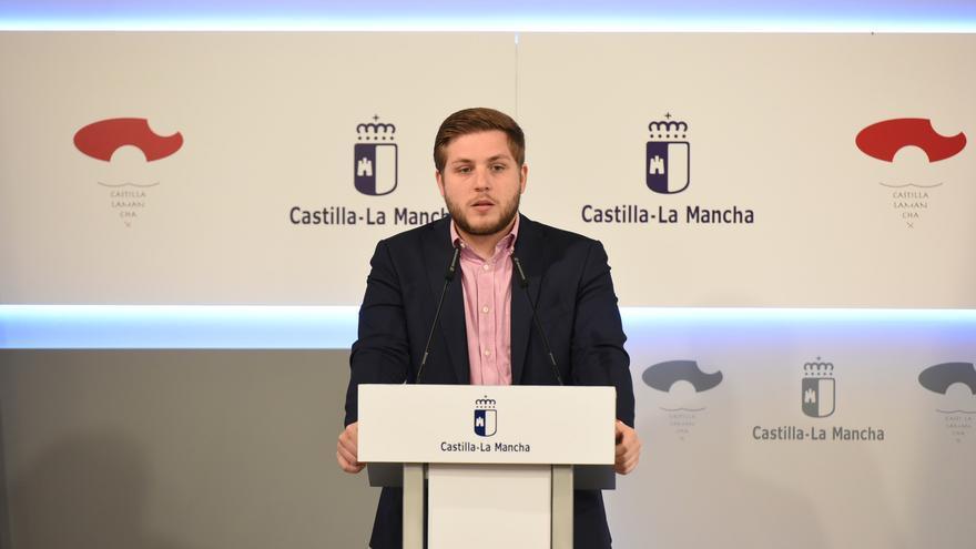 Nacho Hernando, portavoz de la Junta de Castilla-La Mancha