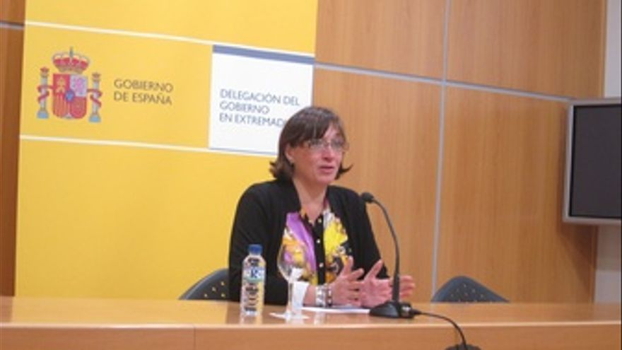 Carmen Pereira. (EUROPA PRESS)