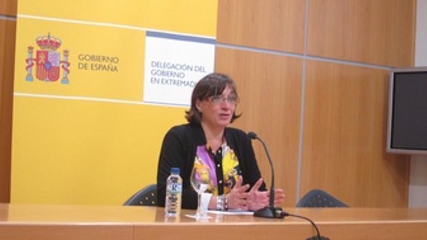 Carmen Pereira. (EUROPA PRESS)