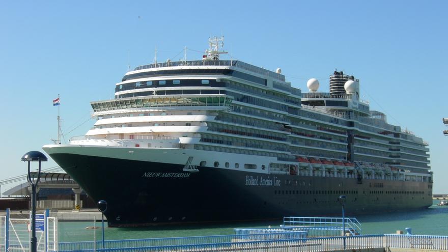 España registró un incremento del 9% en el número de pasajeros de cruceros en 2011