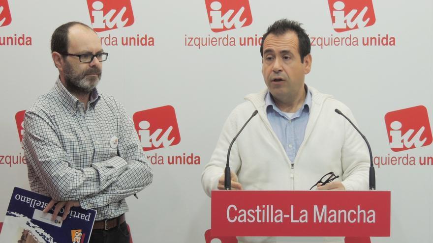 Pedro Soriano y Juan Ramón Crespo