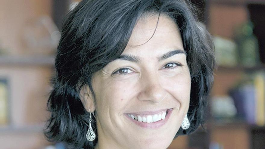 María José Rienda, directora general de Actividades y Promoción del Deporte de la Junta de Andalucía