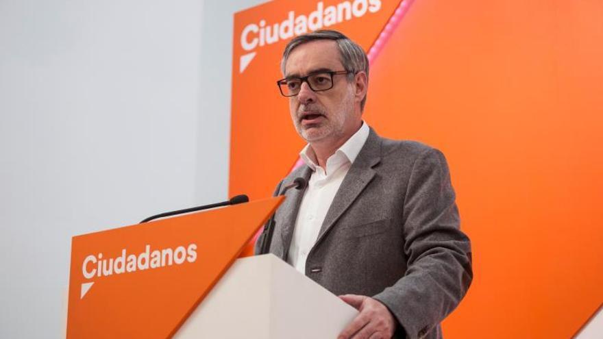 """Cs estaría """"encantado"""" de explorar una plataforma amplia con Valls para Barcelona"""