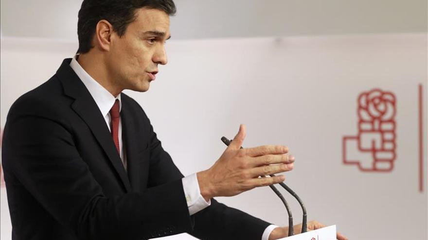 Sánchez le dice a Rivera que hará todo lo posible para evitar nuevos comicios