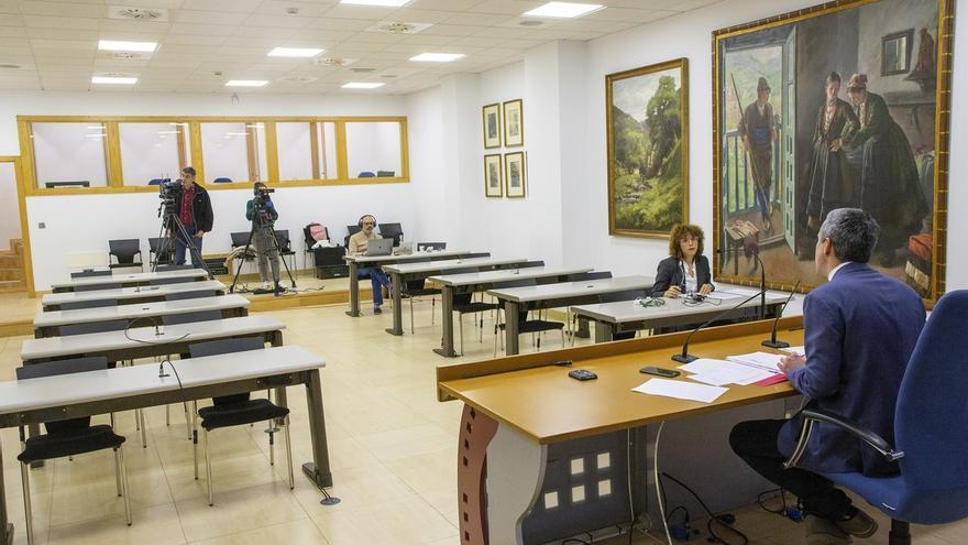 Cantabria habilitará 60 plazas en la residencia de Meruelo y ampliará el CAD de Sierrallana