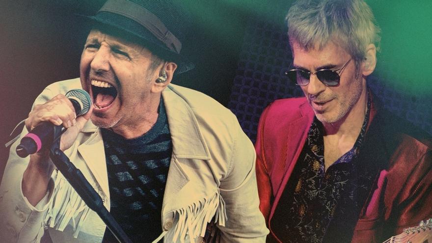 Tequila dará uno de sus últimos conciertos el próximo 5 de marzo en Pamplona