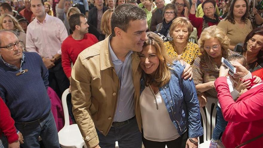 Díaz: Rajoy ha reaccionado cuando independentistas se han subido a las barbas
