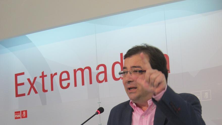 """Vara dice que """"no"""" ve """"manera"""" de que """"una parte importante"""" de la reforma constitucional del PSC sea aceptada por PSOE"""
