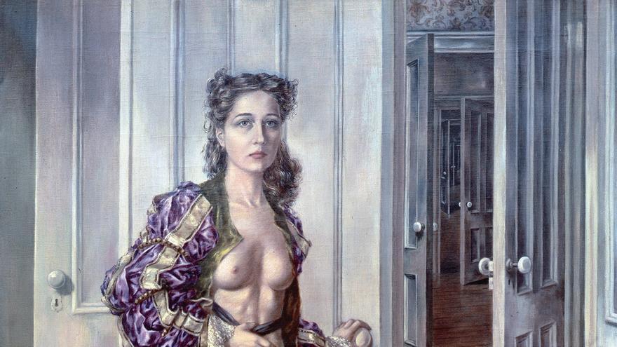 'Birthday', Dorothea Tanning/ Cedidas por Museo Reina Sofía