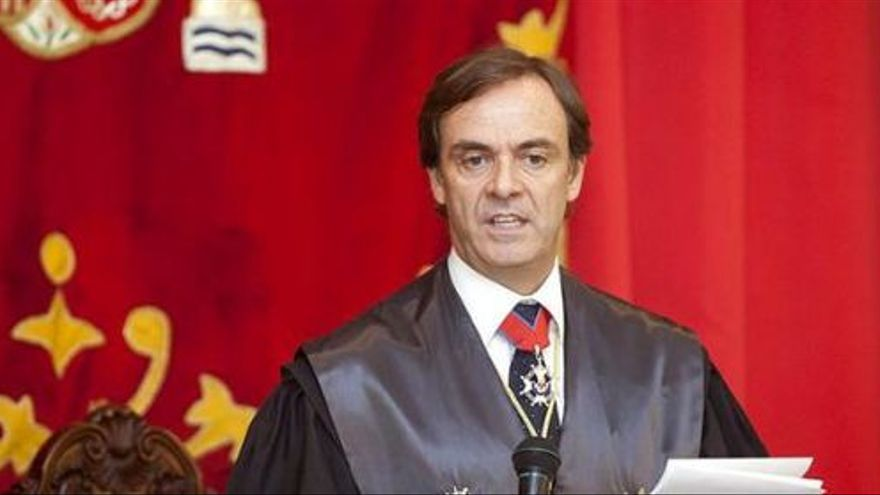 José Ramón Navarro Miranda, nuevo presidente de la Audiencia Nacional.