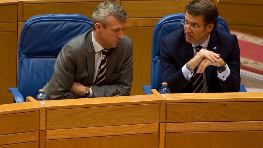 """Feijóo reivindica que la Xunta recuperó 6,6 millones de ayudas irregulares y afirma: """"Nunca tuve un mediador"""""""