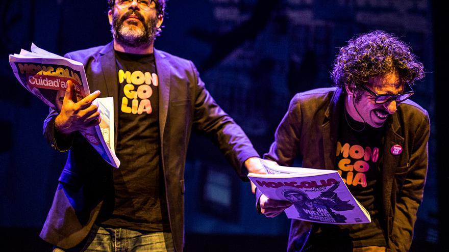 Los humoristas de Mongolia actuarán el 12 de noviembre en Cartagena y el 1 de diciembre en Murcia