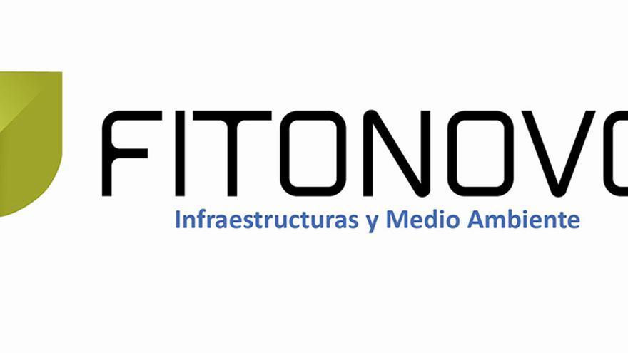 Logotipo de la empresa 'Fitonovo'.