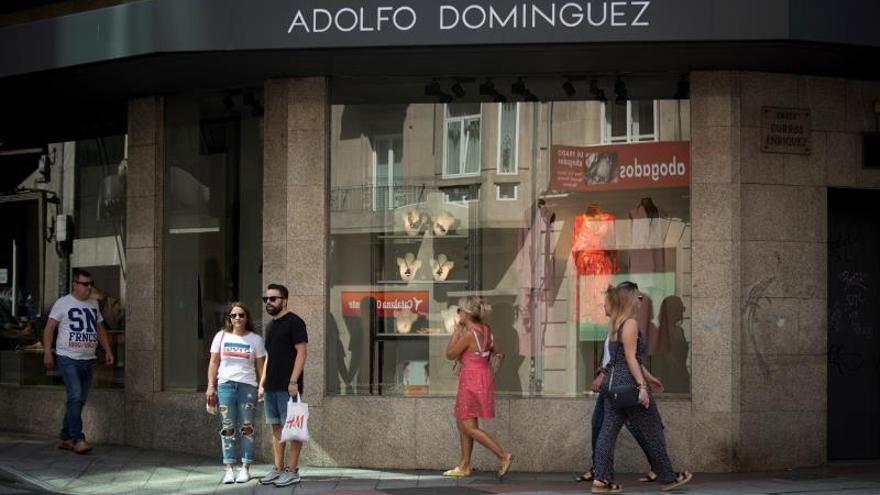 Adolfo Domínguez reduce pérdidas en el primer trimestre hasta los 1,4 millones