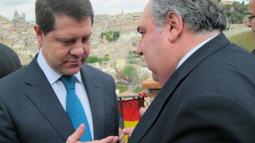 """Tirado (PP) dice que la reunión entre Cospedal y García-Page va a ser """"muy pronto"""""""