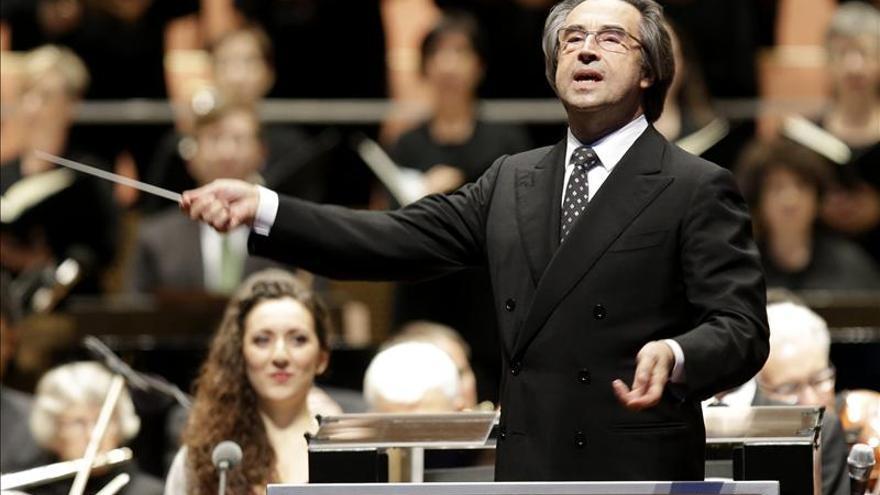 La Sinfónica de Chicago, con Muti, abre el viernes el 30 Festival de Canarias