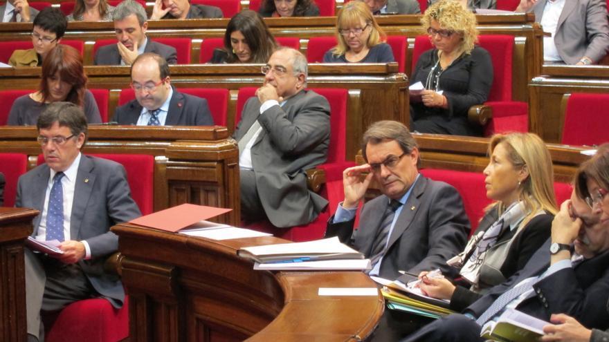 El Consejo de Estado discutirá mañana la declaración soberanista de Cataluña, clave para ver si el Gobierno va al TC