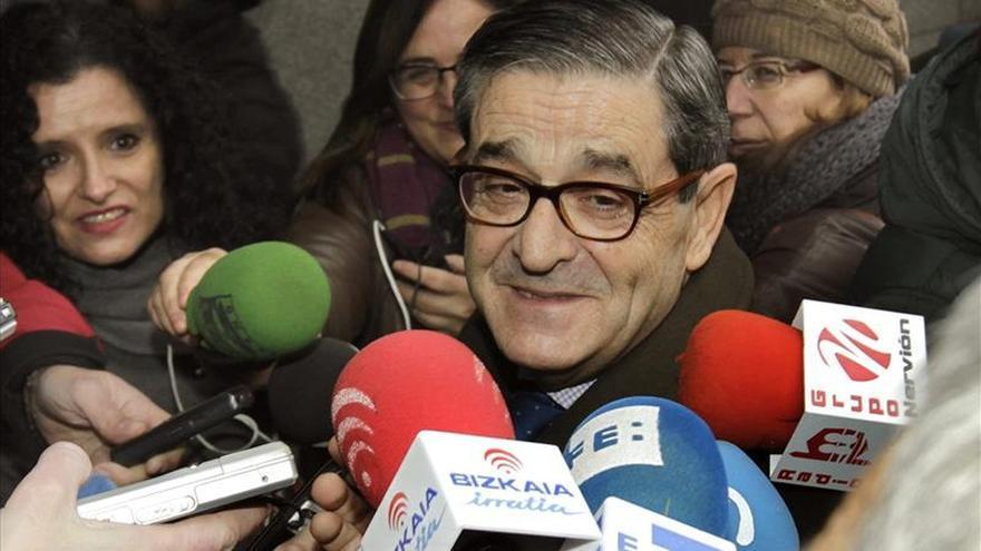 Kutxabank no se personará en el caso de su ex presidente Mario Fernández