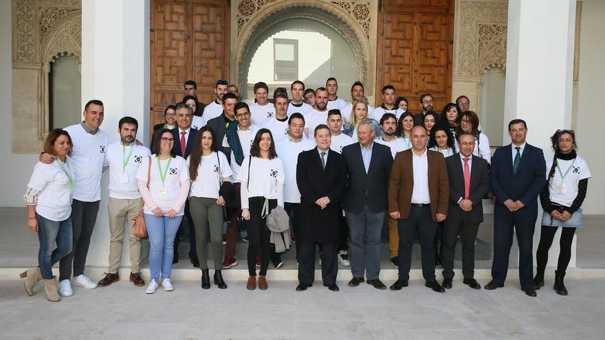 Campos cooperativistas Castilla-La Mancha