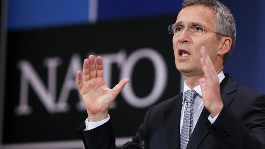 La OTAN insta a Rusia a dar pasos para el cese de hostilidades en Siria