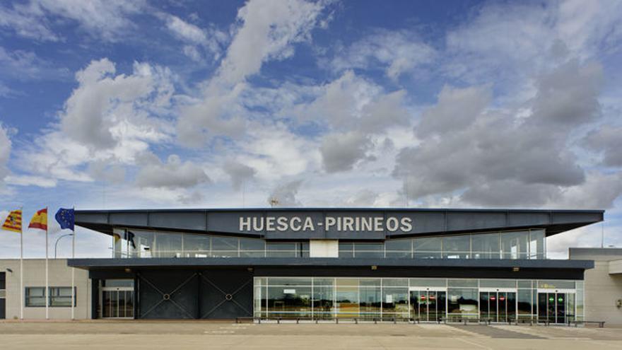 El Aeropuerto de Huesca se puso en marcha en 2007