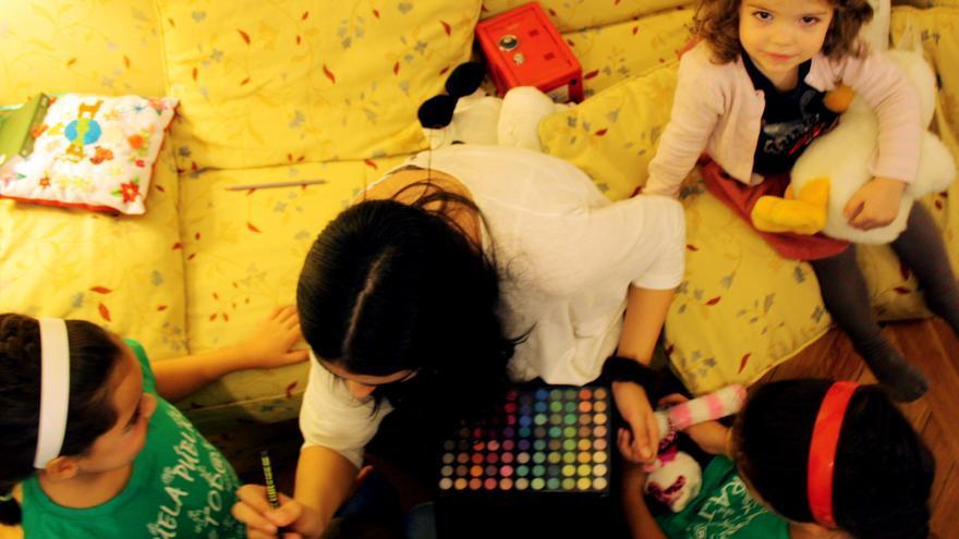 Una casa para todos: el backstage de la huelga escolar