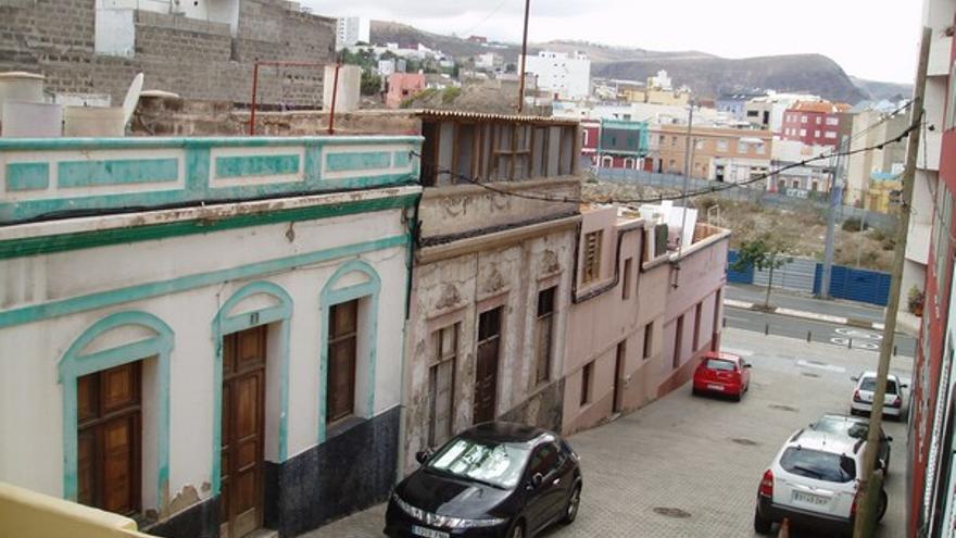 De las viviendas abandonadas #9