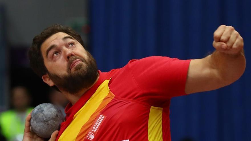 El malagueño Borja Vivas no podrá pelear por las medallas en Belgrado