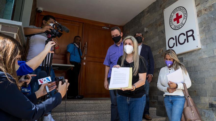 """Piden a la Cruz Roja mediar por la salud de los """"presos políticos"""" venezolanos"""