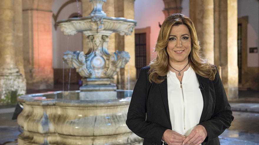 Mensaje fin de año Susana Díaz