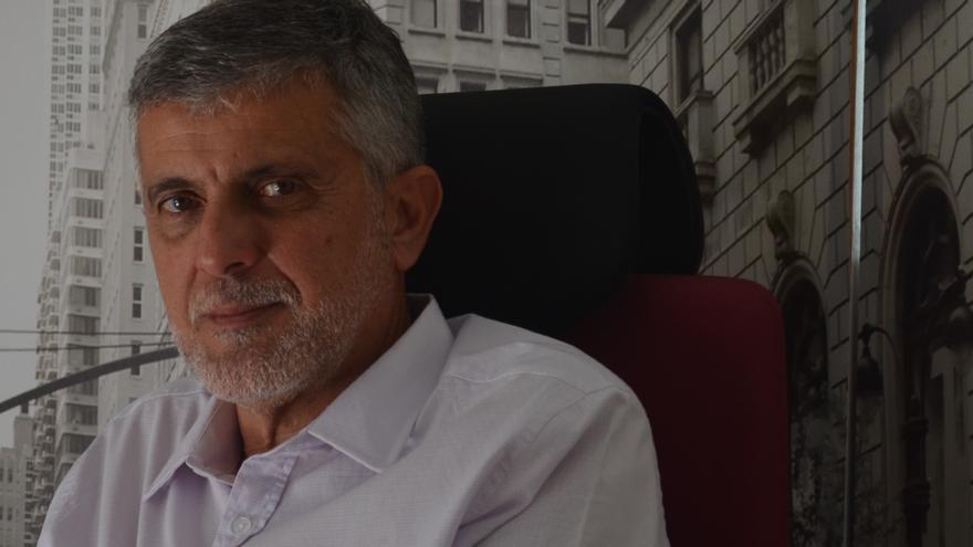 El palmero Félix González es especialista en Psiquiatría.