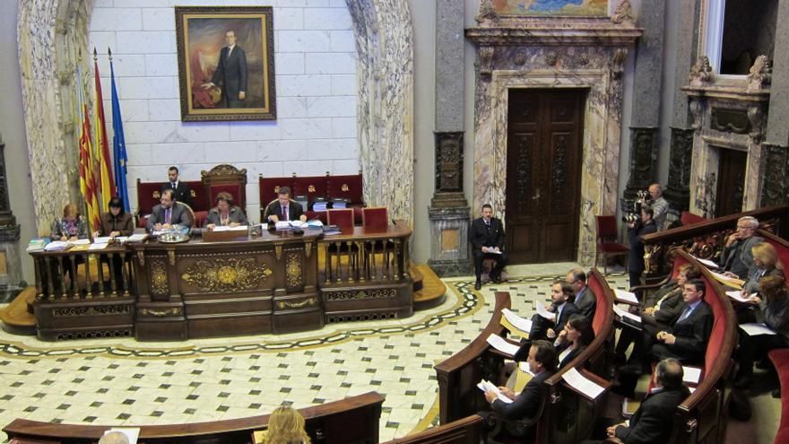 El PP rechaza en el pleno que el Ayuntamiento de Valencia se persone en el 'caso Nóos'