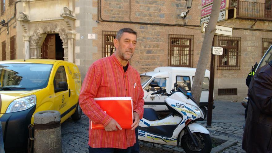 Alejandro Ávila presenta la candidatura Ganemos Castilla-La Mancha