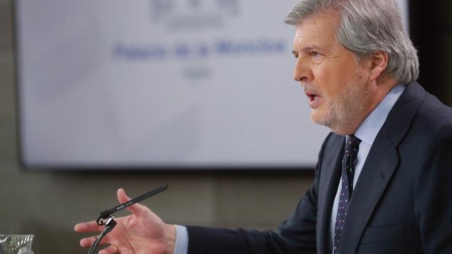 El Gobierno emplaza a la Mesa del Parlament a buscar una solución para Cataluña