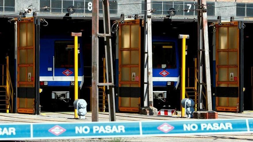 La Línea 1 de Metro de Madrid se 'acicala' a los 96 años