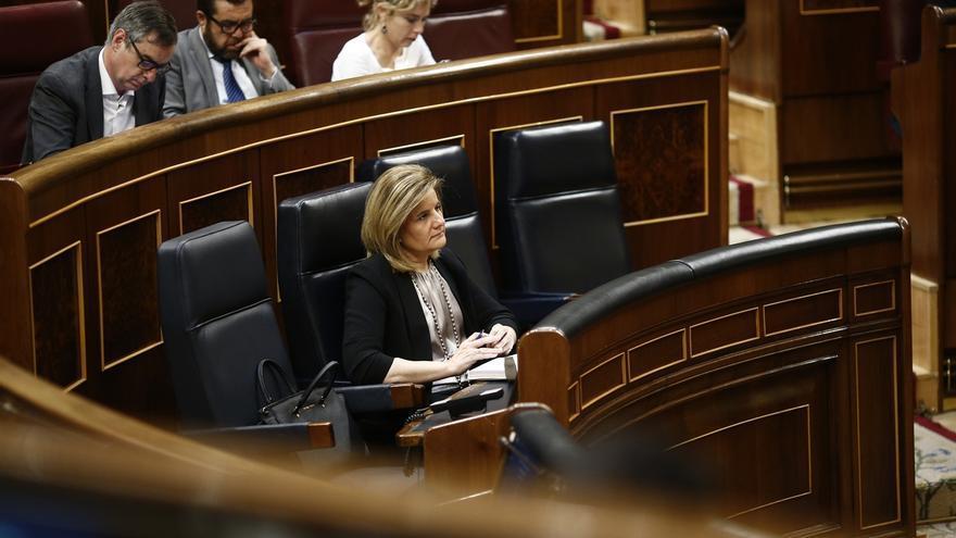 Empleo retira un vídeo de 'autobombo' tras una denuncia del PSOE por difundirlo en periodo electoral